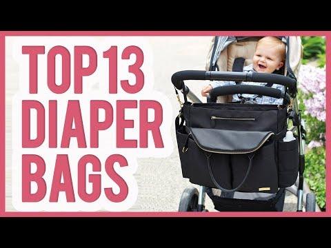 Best Diaper Bag – TOP 13 Diaper Bags
