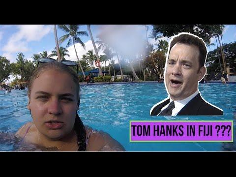 Tom Hanks in Fiji ?!? // Fiji 2017// Elise Wheeler