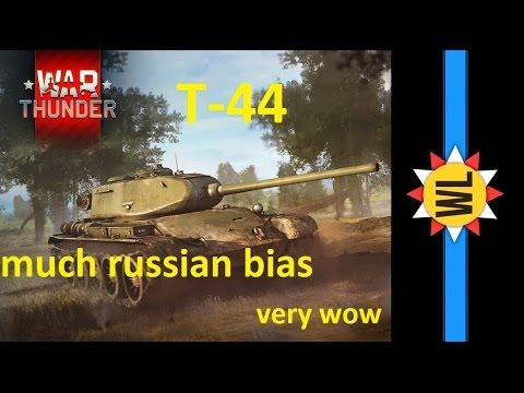 T-44 - User Guide & Review - War Thunder - WellgunLegend