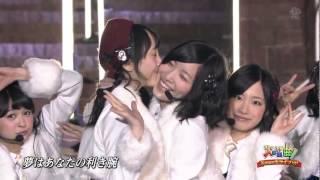 SKE48の松井珠理奈ちゃんがメンバーといちゃいちゃしている動画と画像を...