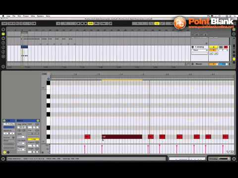 ableton tutorial arpeggiator lead and pedal bass youtube. Black Bedroom Furniture Sets. Home Design Ideas