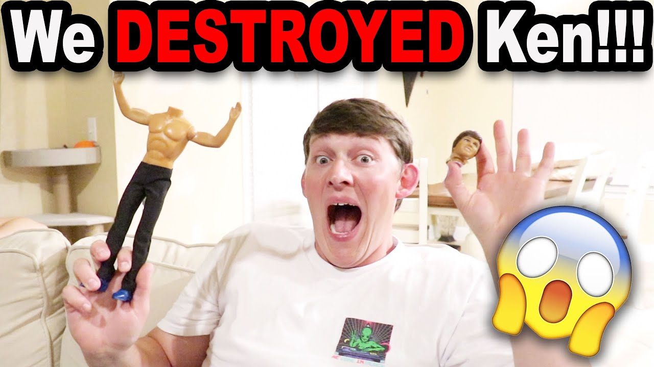 WE DESTROYED KEN!!!