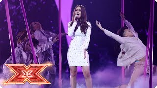 Can Holly Tandy impress with Tori Kelly track?  | Live Shows | The X Factor 2017