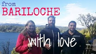 Terra Argentina, from Bariloche, with love