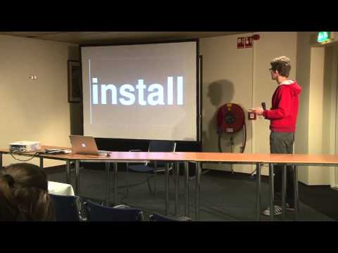 Jan-Jaap Driessen: Fanstatic: handling javascript and css with ease