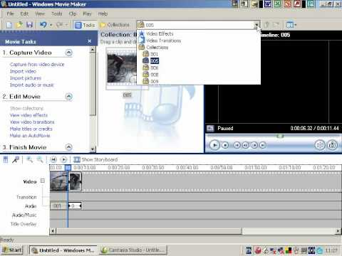 KruKim สอนคอม ตอนการนำคลิปวิดีโอเข้าสู่โปรแกรม