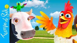 Dúo Tiempo de Sol - La Vaca Lola Acumulativa