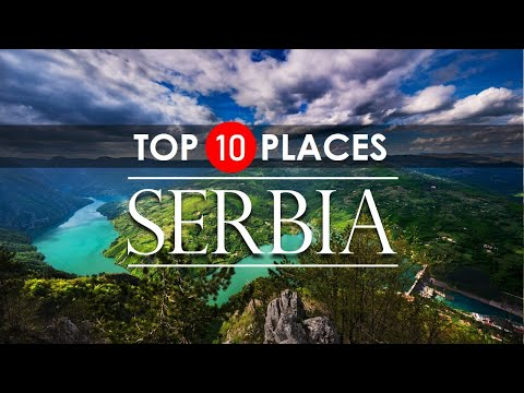 Serbia Travel Guide - Top 10 Places To Visit ! (2020)