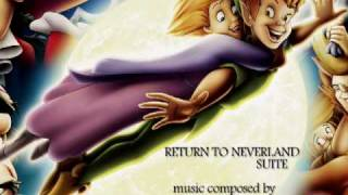 Return To Never Land: Suite