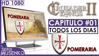 Vídeo Crusader Kings II