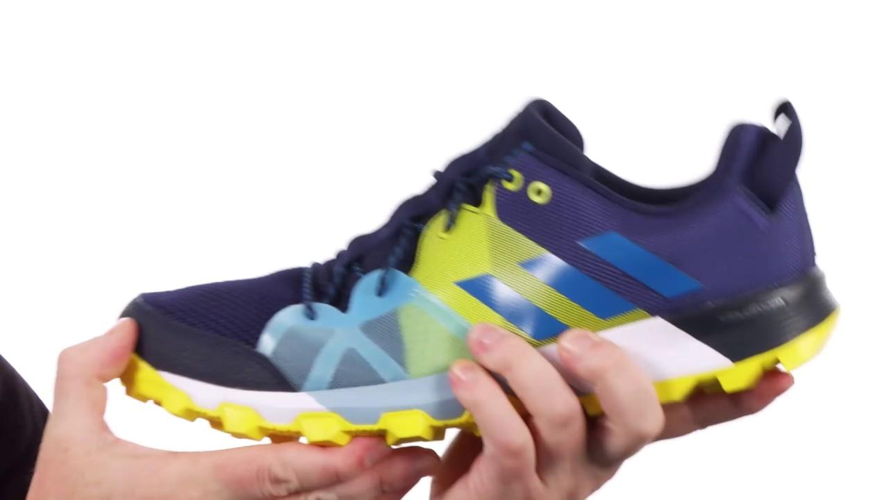 Adidas Terrex Kanadia 8.1 Chaussures De Course De Sentier jqzWL