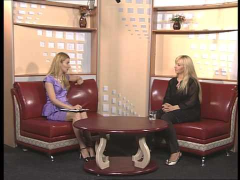 Ирина Гусева в телепередаче