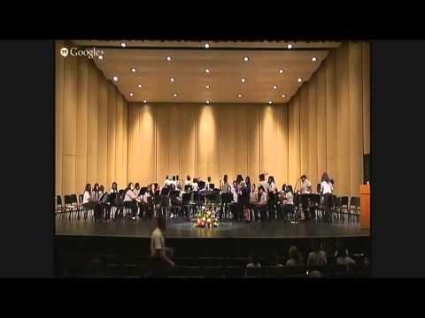 Jerry Zucker Middle School of Science 2015 Band Concert