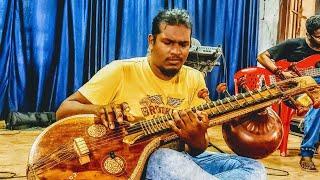 Oru rathri koodi vida vangave on veena by Midhun Jay