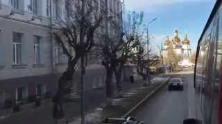 Тюмень. Обзорная экскурсия по городу на автобусе(, 2015-10-23T16:59:47.000Z)