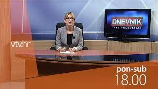VTV Dnevnik najave 08. siječnja 2019.
