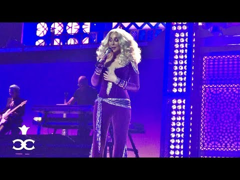 Cher - SOS (2019 Here We Go Again Tour Live In Stockholm)