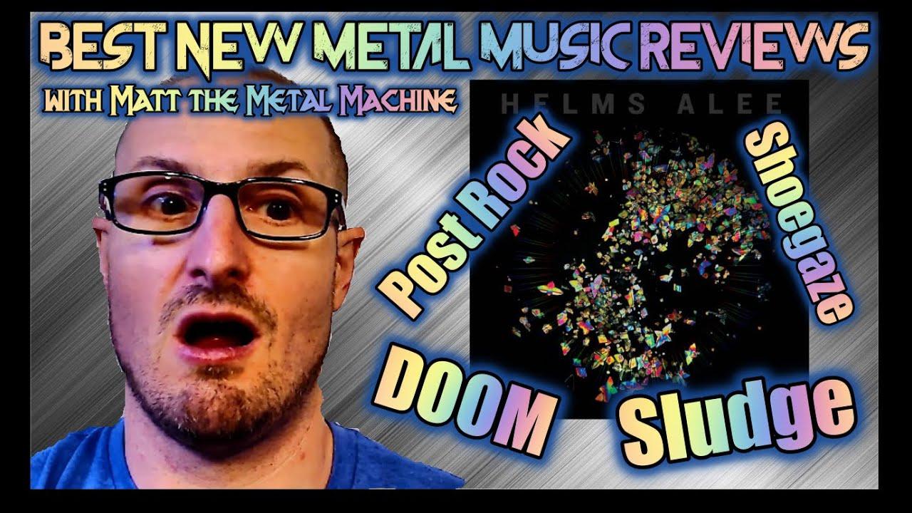 Review Helms Alee Noctiluca Best New Metal Music