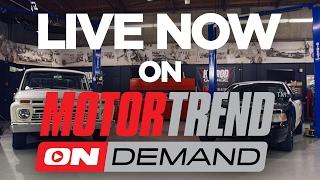 TEASER! Ford Truck / Cop Car Body Swap! - Hot Rod Garage Ep. 49