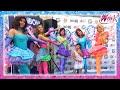 WINX COSMIX & VALTOR LIVE SHOW [clips]
