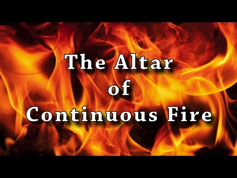 Pastor David Lamb - The Fire of God (Pt 2) - 'The Altar of Continuous Fire' .