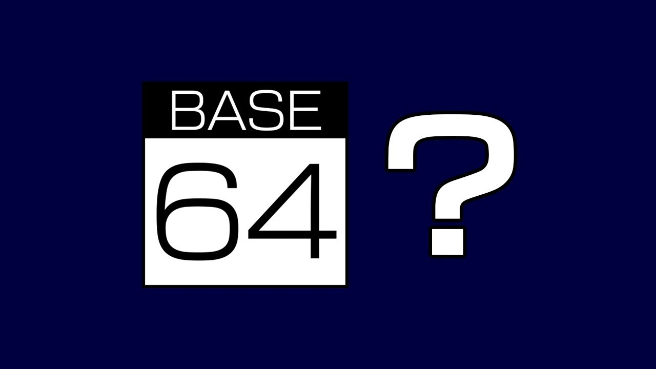 What is Base64? - YouTube