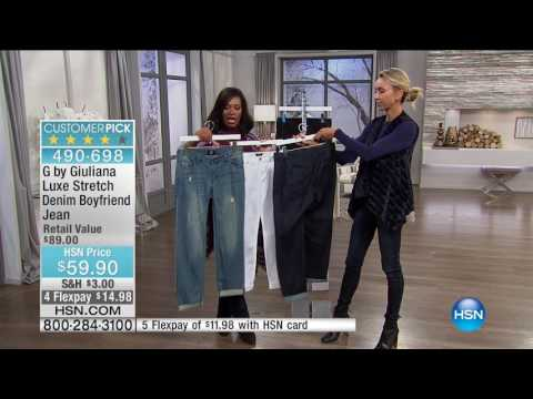 HSN   G by Giuliana Rancic Fashions 01.19.2017 - 06 AM