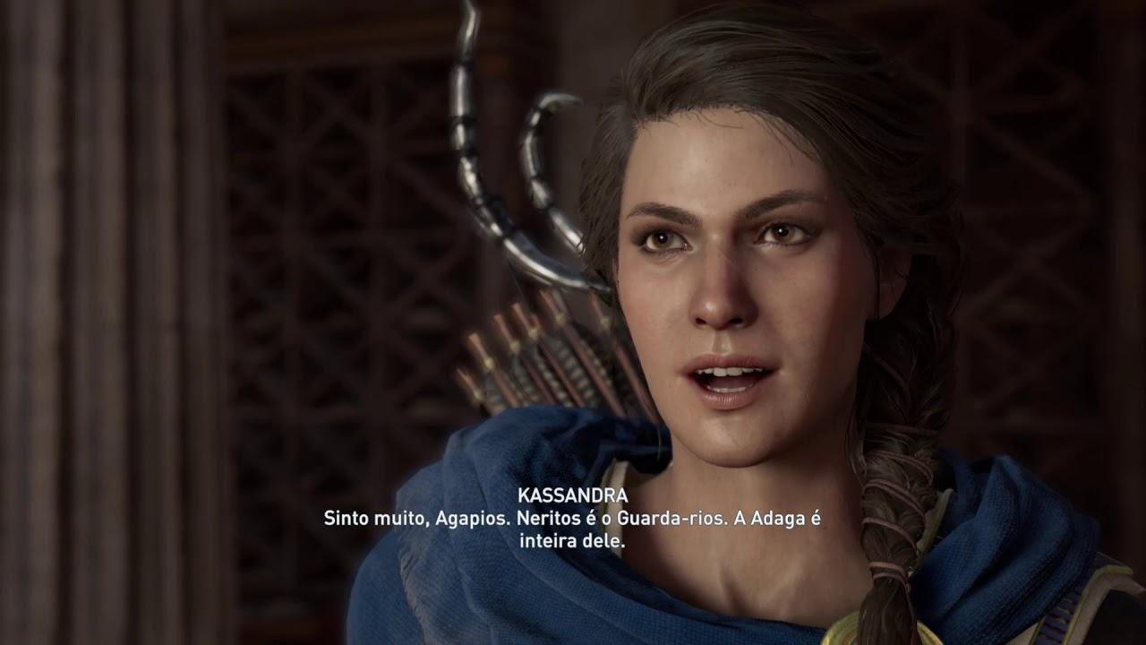 Kassandra gets her heart broken Duke Plays Assassins