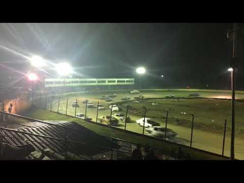 Jackson Motor Speedway 11/4/17 Factory Stock Feature