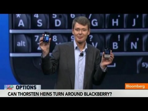 Why Traders Are So Bullish on BlackBerry