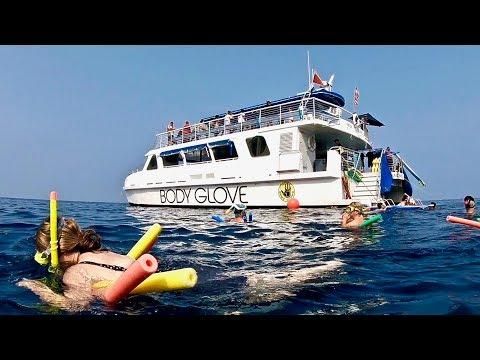 Body Glove Snorkel & Dolphin Sail & More – Kailua/Kona, Hawaii – TVS Ep. 41