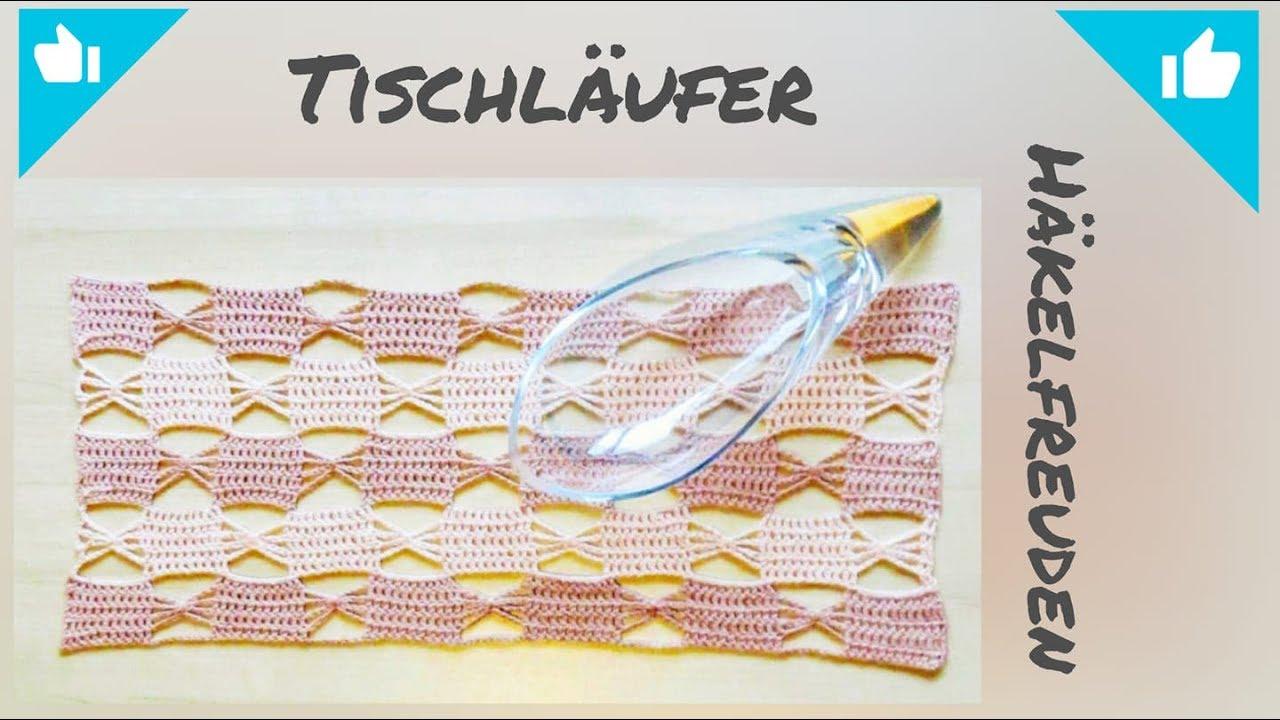 Tischläufer Decke Häkeln Schönes Accessoires Für Jeden Tisch