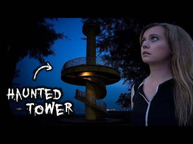 HAUNTED Amber Beacon Tower, Singapore | PARANORMAL Investigation