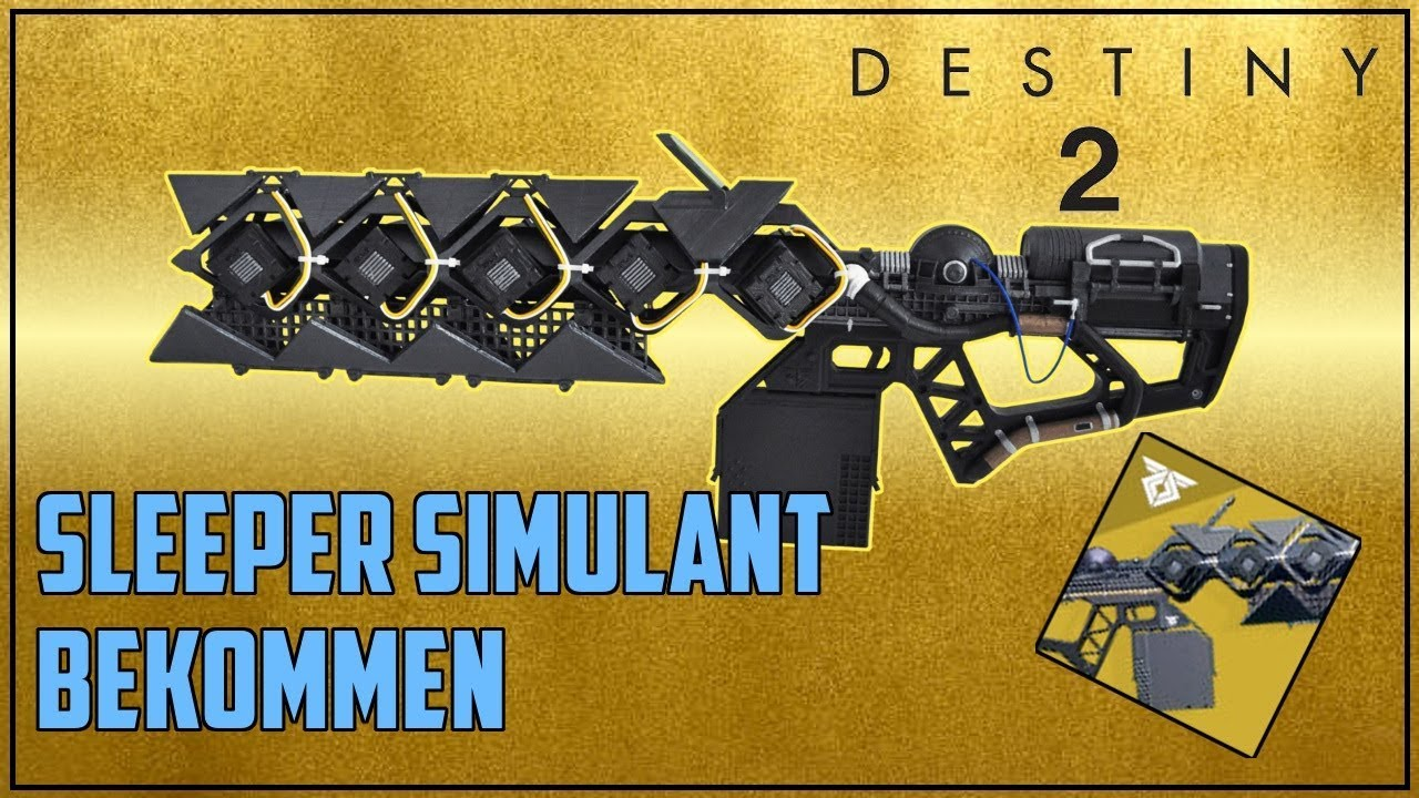 how to get sleeper simulant destiny 2