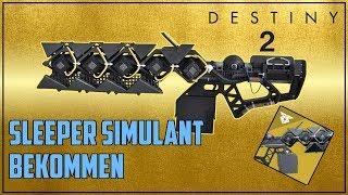 Destiny 2 : Sleeper Simulant bekommen | Kompletter Guide [ Deutsch / German ]