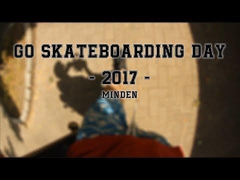 Go Skateboarding Day 2017 - Minden