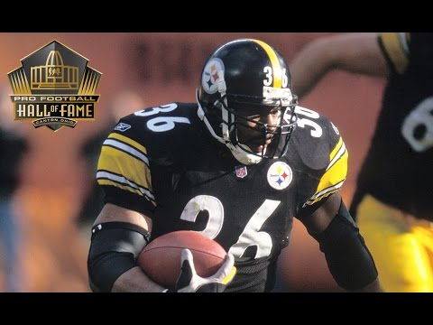 Jerome Bettis 2015 Pro Football Hall of Fame profile