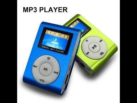 Como pasar musica a un mp3 ( FACIL )