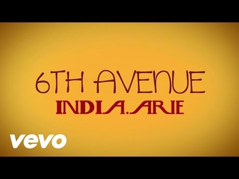 India - 6th Avenue (Lyric Video)