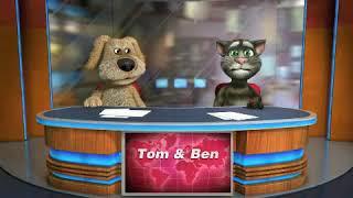 Tom canta nyan gato, pero el es reemplazado con el sonido de la muerte roblox y enojado Ben y que luchan