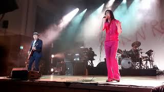 Primal Scream - Dolls - live at Aberdeen Music Hall 14 December 2019