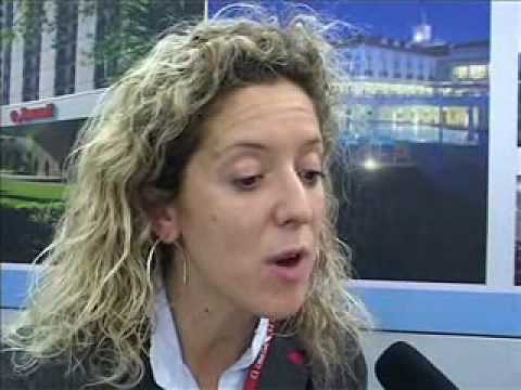 Marta Castanheira, Marriot Praia D'El Rey @ WTM 2008