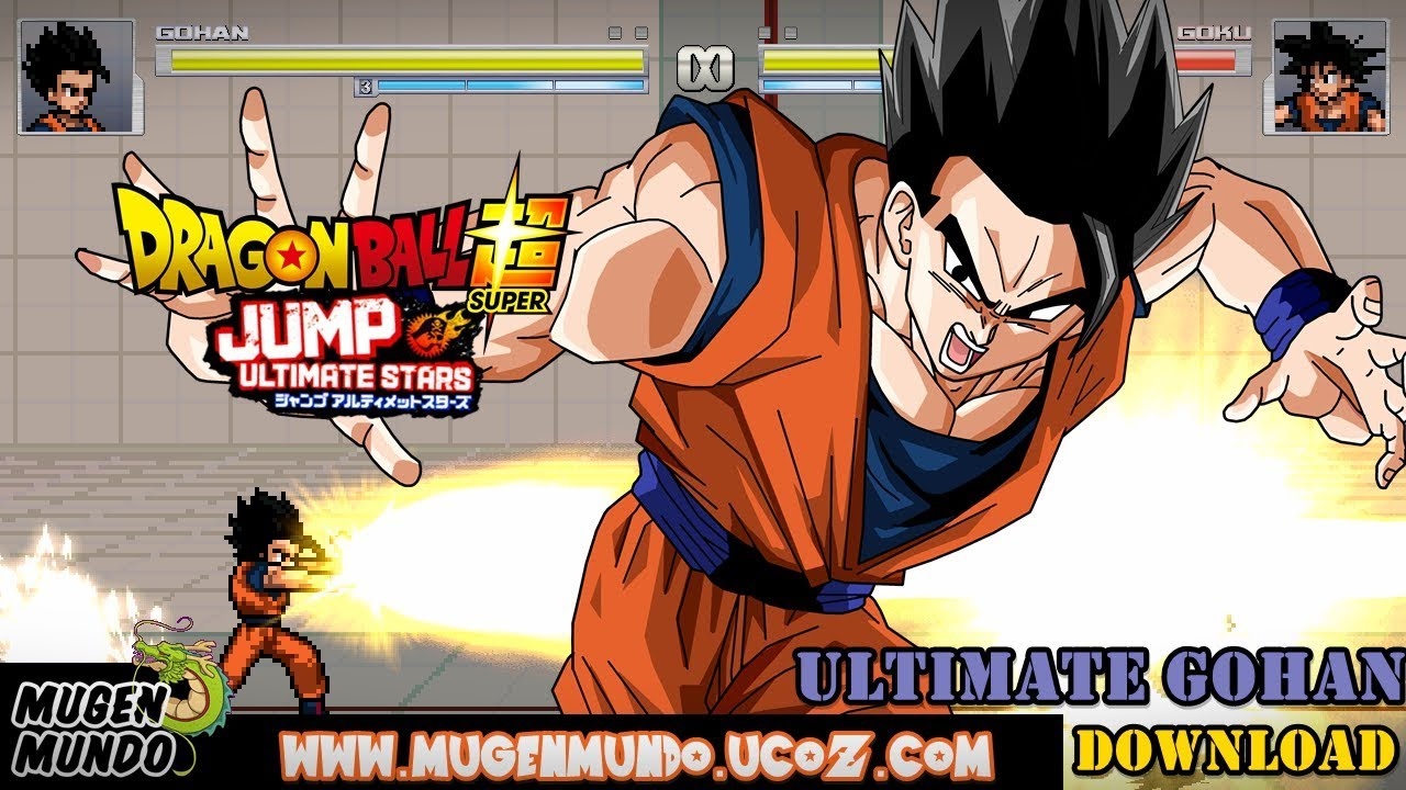 Goku GT adulto sprite DRAGON BALL t