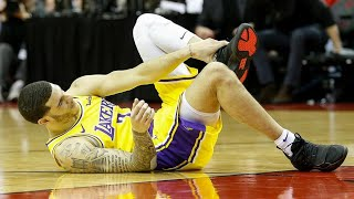 Lakers Injury Update: Lonzo Ball Scheduled To Have Ankle Re-Evaluated Thursday (NBA NEWS)