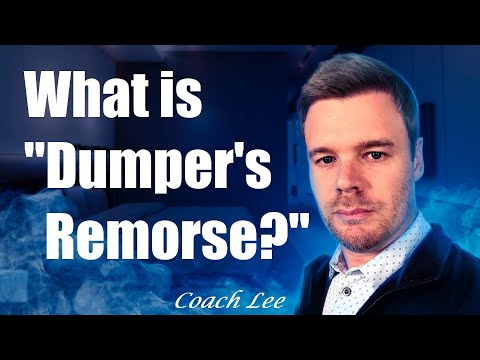 Dumper's Remorse Is Key To Getting Your Ex Back