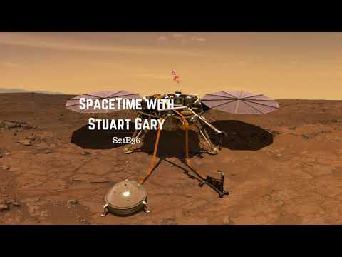 NASA InSight mission blasts off  – Space Time with Stuart Gary S21E36 – Astronomy Podcast