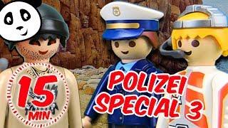 ⭕ PLAYMOBIL Polizei Special - Karlchen Knack und die Agenten - Pandido TV