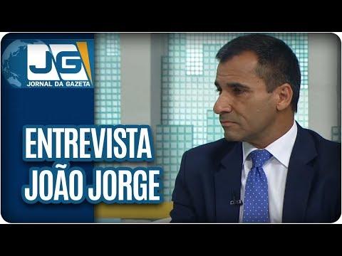 Maria Lydia entrevista João Jorge, vereador e pres. do Diretório Mun. PSDB, sobre as eleições 2018