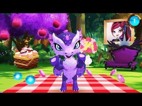 Ever After High Baby Dragons | Game for Kids Android Gameplay HD