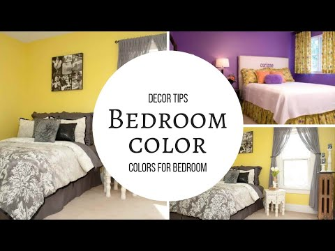 Bedroom Color Ideas I Master Bedroom Color Ideas | Indian Home Bedroom